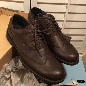 🌸NWT Timberland men lace-up dress shoe 7.5
